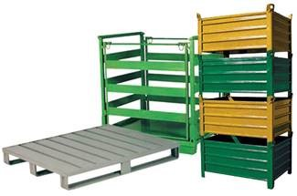 manuracks bacs de r tention bacs plastiques de stockage caisses palettes conteneurs et. Black Bedroom Furniture Sets. Home Design Ideas
